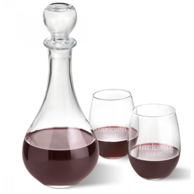 Bormioli Rocco Loto Wine Decanter With