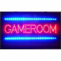 Gameroom Led Sign